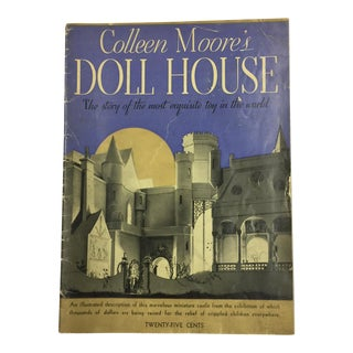1935 Colleen Moore's Doll House Booklet