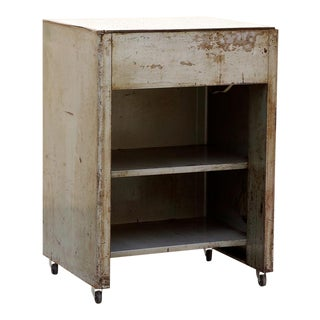 1960s Industrial Lightbox Table by Nuarc Graphic Arts Equipment For Sale