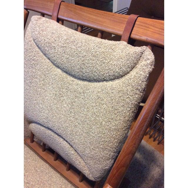 Bramin Style Mid-Century Danish Rocking Chair - Image 11 of 11