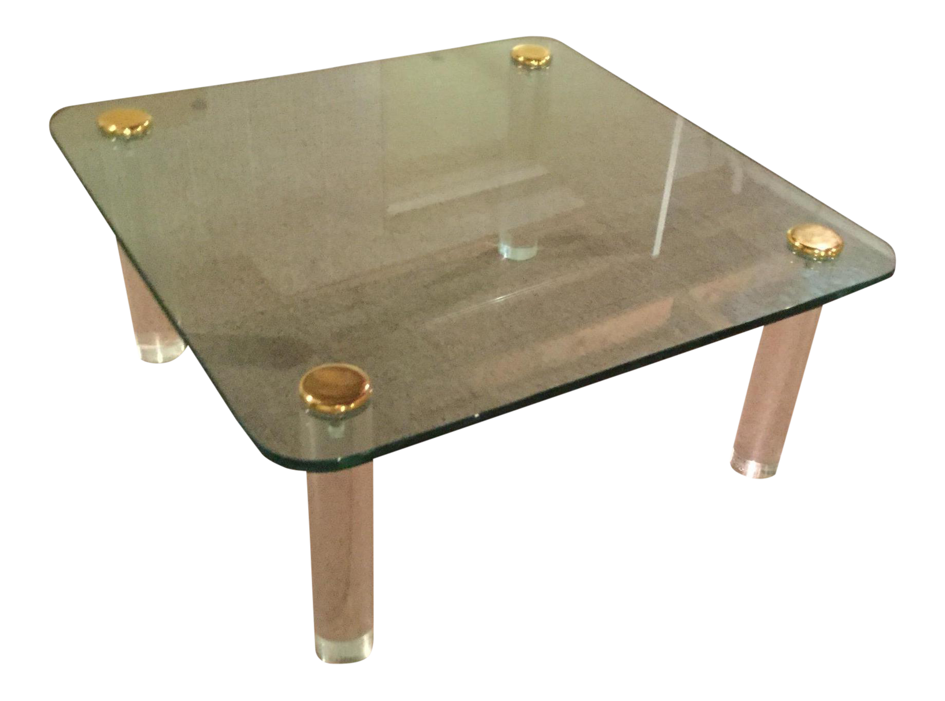 Vintage Used Lucite Coffee Tables Chairish