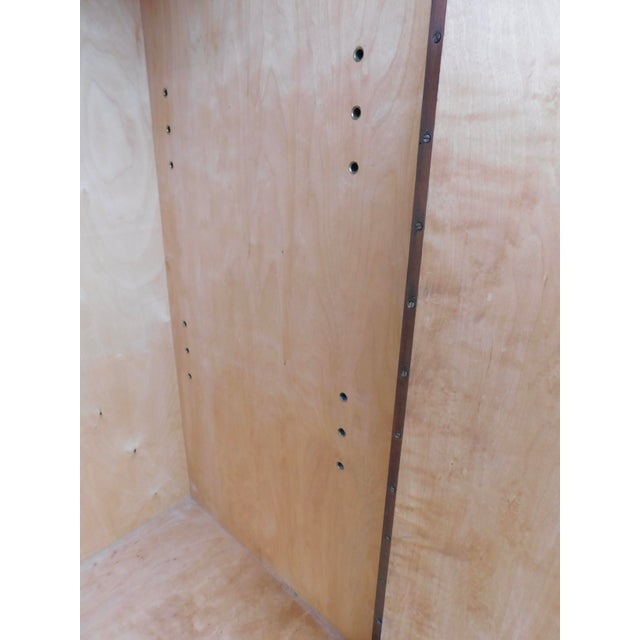 1920s Swedish Art Deco Inlaid Armoire For Sale - Image 9 of 13