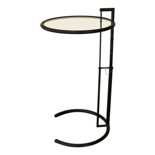1970s Mid-Century Modern Eileen Gray Adjustable Table For Sale