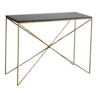 vanCollier Axel Console Table For Sale