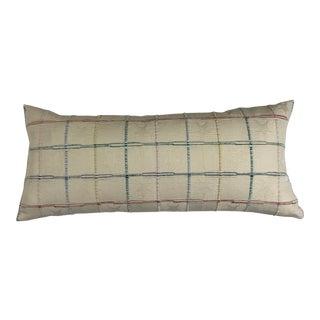 1990s Vintage Single Decorative Pillow For Sale