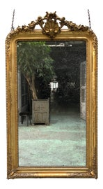 Image of Shabby Chic Full-Length and Floor Mirrors