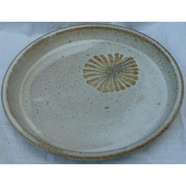 Mid-Century Studio Pottery Platter - Image 2 of 6