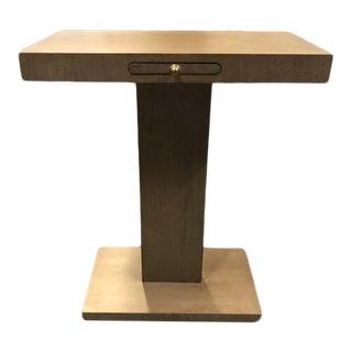 Robert Allen Laguna Side Table For Sale