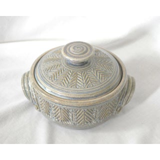 Jim Simister Studio Pottery Casserole Dish With Lid Preview