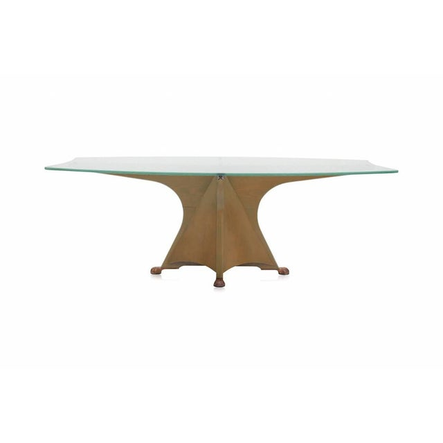 Art Nouveau Oscar Tusquets Blanca Alada Dining Table For Sale - Image 3 of 9