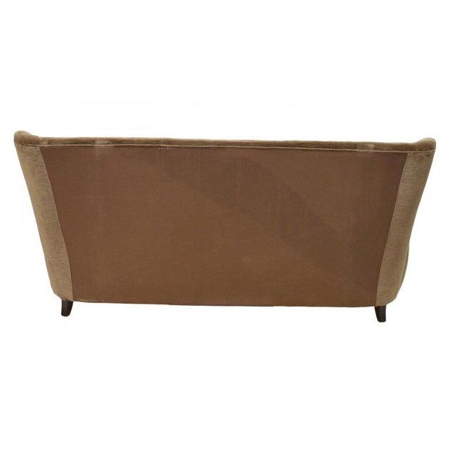 Italian Paolo Buffa Italian Mid Century Modern Sofa, Circa 1950 For Sale - Image 3 of 4
