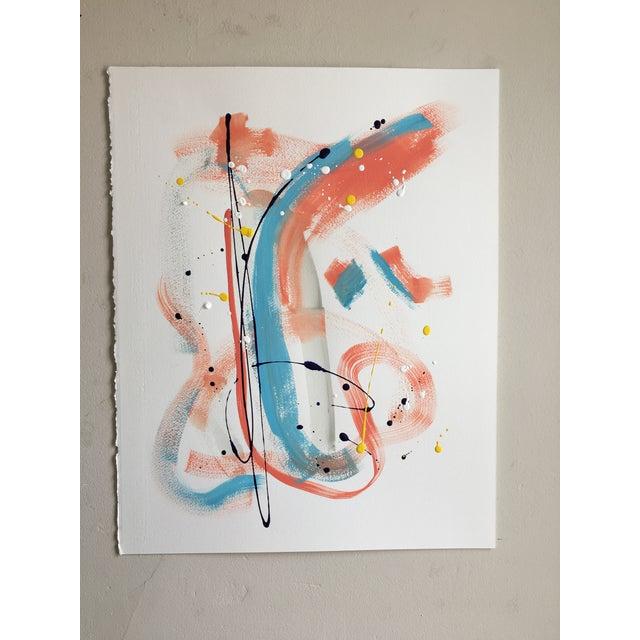 Jessalin Beutler No. 208 Original Painting - Image 2 of 6