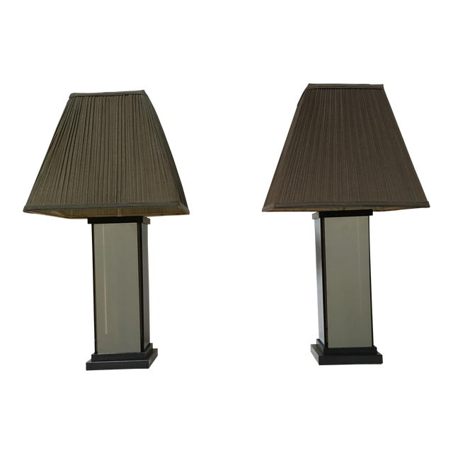 1970s Table Lamps by Lifeline - A Pair For Sale
