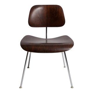 Charles Eames Rosewood DCM, mfg. Herman Miller-1950's For Sale