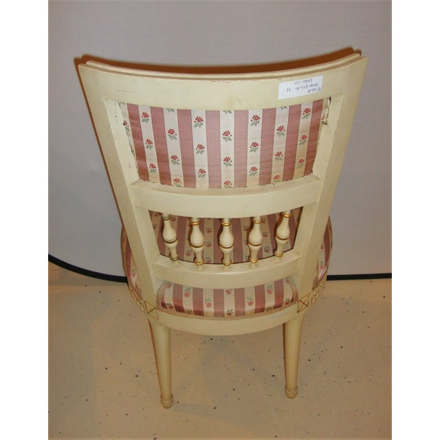Jansen Style Side Chairs - Pair For Sale In New York - Image 6 of 10