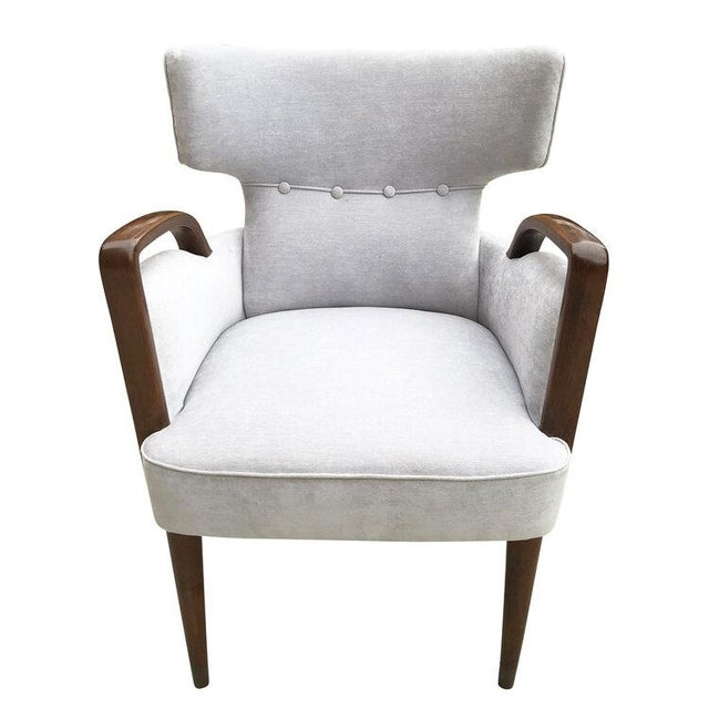 Melchiorre Bega Armchairs Model 511 For Sale In New York - Image 6 of 7