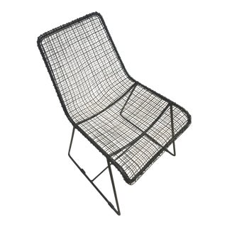Cb2 Modern Wire Reed Chair