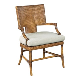 Modern Klismos Patio Chair For Sale
