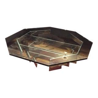 Paul Mayen for Habitat Chrome Stacked Table For Sale