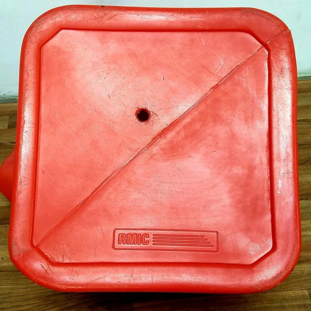 1970 Vintage Rmic Hand Chair For Sale - Image 9 of 13