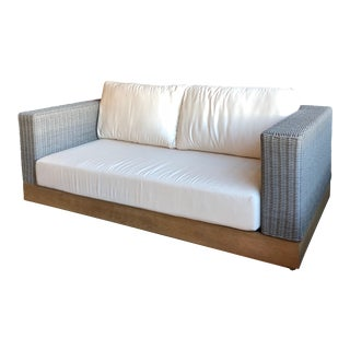 Harbour Outdoor Malabar Sofa For Sale