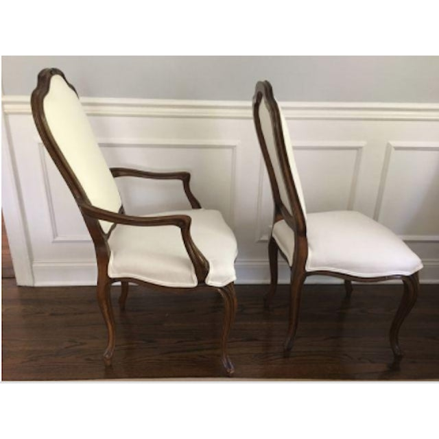 French Style Dining Room Chairs Set of 8 - Image 3 of 3