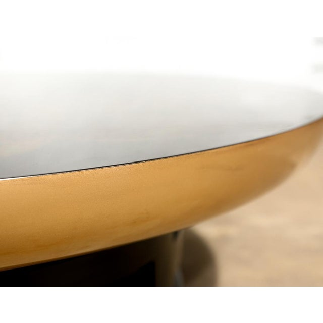 Theodore Muller for Kittinger Lotus Coffee Table - Image 7 of 10