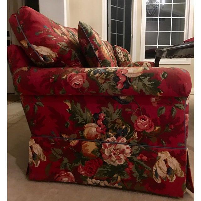 Henredon Sofa For Sale - Image 9 of 13