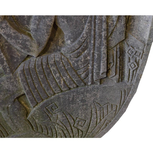 Architectural Medallion - Image 4 of 5