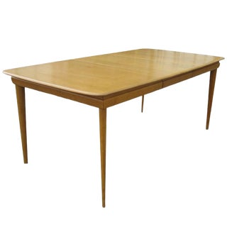 Vintage Heywood Wakefield Extension Table M1558g For Sale