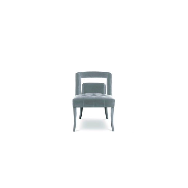 Modern Naj Dining Chair From Covet Paris For Sale - Image 3 of 3