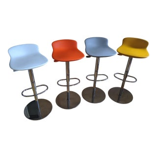"Room & Board ""Leo"" Bar Stools- Set of 4 For Sale"