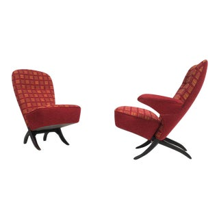 Penguin and Congo Chair by Theo Ruth for Artifort, 1957