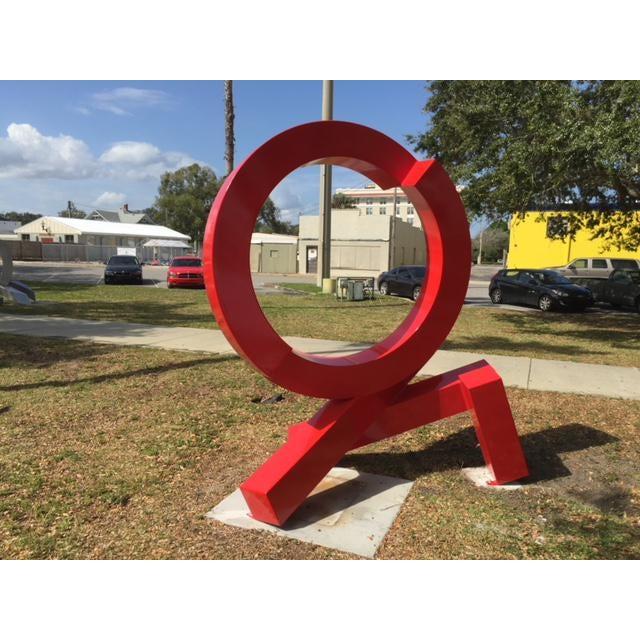 Contemporary Rob Lorenson, Composition Sarasota, 2018 For Sale - Image 3 of 4