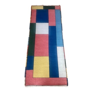 Turkish Colorful Runner-2′10″ × 7′5″ For Sale
