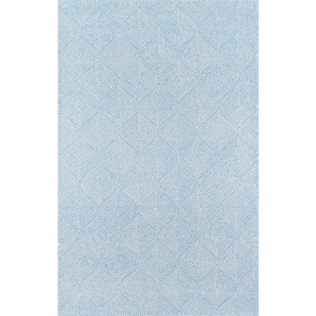 Madcap Cottage Roman Holiday via Del Corso Light Blue Area Rug 2' X 3' For Sale - Image 4 of 4