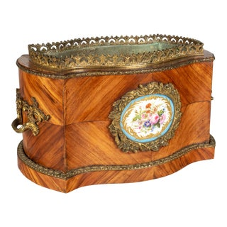 19th Century Napoleon III Style Jardinière or Planter For Sale