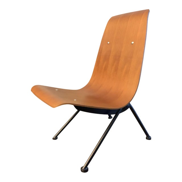 Jean Prouvé Anthony Reproduction Chair For Sale
