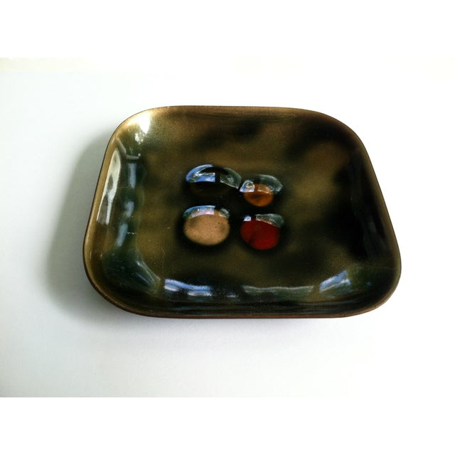 Bovano Enamel Trinket Tray - Image 3 of 6