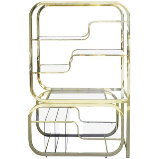 Expandable Étagère by the Design Institute of America For Sale