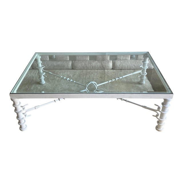 Giacometti Style Coffee Table For Sale