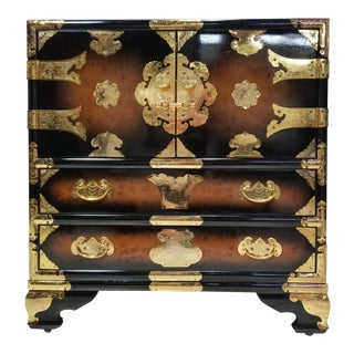 Vintage Chinese Jewelry Chest
