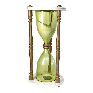 Oversized Hourglass Timer