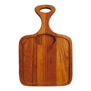 Mid Century Wood Cutting Board