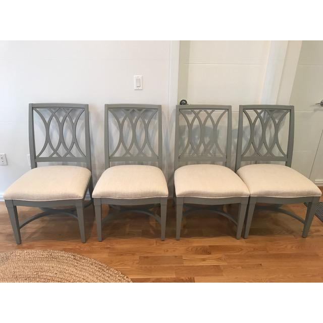 Heritage Coast Chairs - Set of 4 - Image 2 of 7