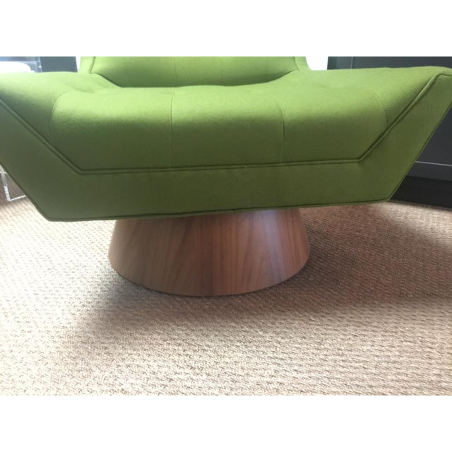 Pleasant Jonathan Adler Green Whitaker Swivel Chair Lamtechconsult Wood Chair Design Ideas Lamtechconsultcom