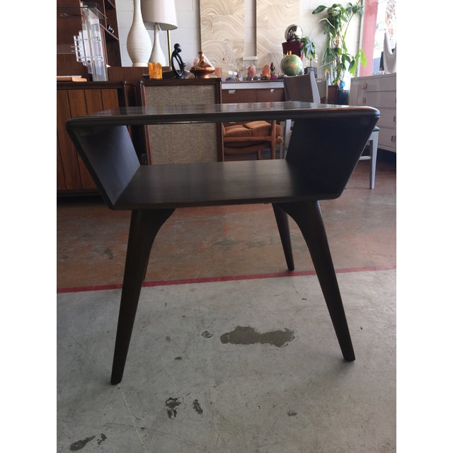Heywood Wakefield Side Table For Sale - Image 13 of 13