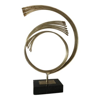 Large Curtis Jere Mid-Century Modern Sculpture For Sale