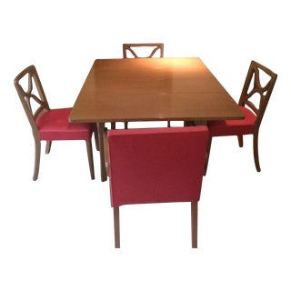 Widdicomb Dining Set For Sale