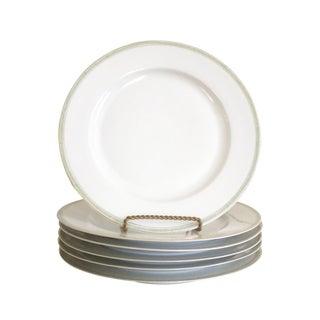 1960s Hollywood Regency Heinrich H&C Dinner Plate - Set of 6 For Sale