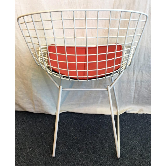 Harry Bertoia for Knoll Chairs - Set of 4 - Image 6 of 7